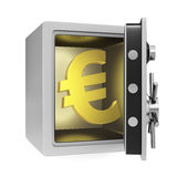 Eurosafe Lizenzfreies Stockbild