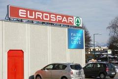 Eurospar Royalty Free Stock Images