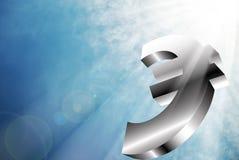 Eurostall Lizenzfreie Stockfotos
