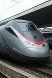 eurostar expresstrain意大利语 免版税库存照片