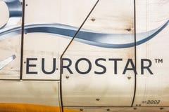 Eurostar train Stock Photos