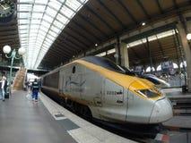 Eurostar train Royalty Free Stock Images