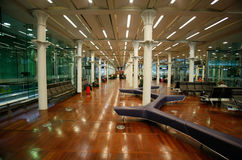 Eurostar waiting lounge Royalty Free Stock Photography