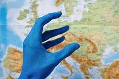 eurosymbol Fotografering för Bildbyråer