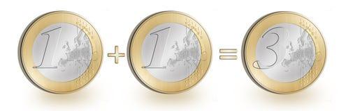 Eurosynergie Lizenzfreies Stockbild