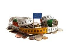 eurotryck under Arkivfoton