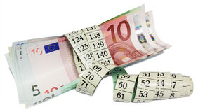 Eurovaluta Royaltyfri Foto