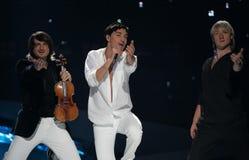 Eurovision Rússia 2008 Imagens de Stock