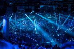 Eurovisione 2017 in Ucraina Fotografia Stock Libera da Diritti