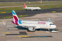 Eurowings Airbus A320 Stock Images