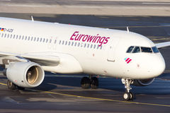 Eurowings Airbus A320 Stock Photo