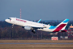 Eurowings Airbus A320 Stock Photography