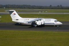 Eurowings British Aerospace 146 Royalty Free Stock Photos