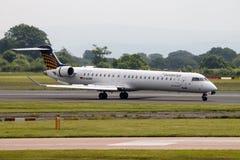 Eurowings Canadair Regional Jet CRJ-900 Stock Image