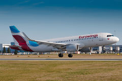 Eurowings Stock Images