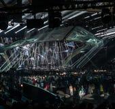 Eurowizyjny 2017 w Ukraina Fotografia Royalty Free