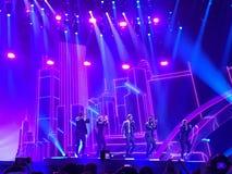Eurowizyjny w Ukraina, Kyiv 05 13 2017 editorial Eurovisi Zdjęcie Royalty Free