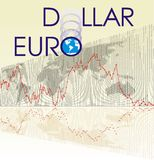 euroworld stock illustrationer