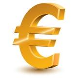 Eurozeichen Lizenzfreie Stockfotos
