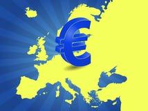Eurozone Stockfoto