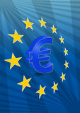 Eurozone Imagens de Stock Royalty Free