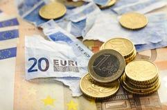 Eurozone crisis Stock Photo