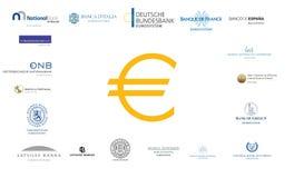 Eurozone Royalty Free Stock Image