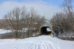 Eustis Covered Bridge Stock Image