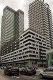 Euston Tower and Triton Building, London Stock Photos
