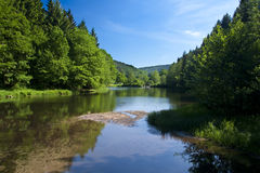 Eutersee Royalty Free Stock Photography