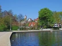 Eutin, Sleeswijk-Holstein, Duitsland Stock Foto