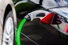 EV充电站 免版税库存图片