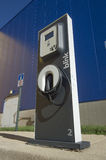 EV充电站 库存照片