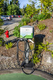 EV Charger Royalty Free Stock Images