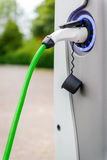 Ev charging station Stock Photography