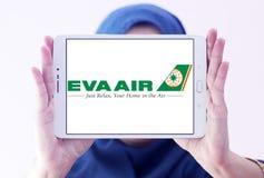 EVA Air Logo Stockbild