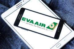 EVA Air Logo Lizenzfreies Stockfoto