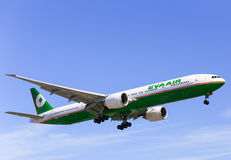 Eva Air Royalty Free Stock Photos
