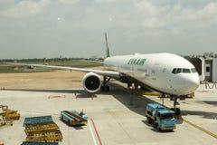 EVA air - Taiwan Stock Photos