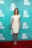 Eva Amurri Martino arriving at the 2012 MTV Movie Awards Royalty Free Stock Photos