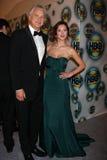 Eva Amurri, Tim Robbins Royalty Free Stock Photo