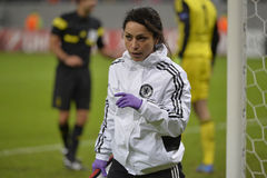 Eva Carneiro, Chelsea's doctor Stock Images