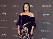 Eva Chow. At the 2017 LACMA Art Film Gala held at the LACMA in Los Angeles, USA on November 4, 2017 Stock Photography