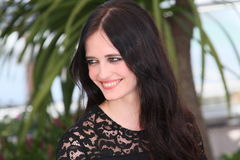 Eva Green Foto de Stock Royalty Free