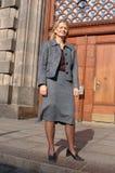 EVA KJER HANSEN_ SOCIAL MINISTER fotografering för bildbyråer