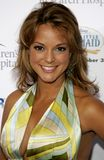 Eva LaRue. At the `Runway For Life` Benefiting St. Jude Children`s Research Hospital held at the Beverly Hilton in Beverly Hills, USA on September 15, 2006 Royalty Free Stock Photography