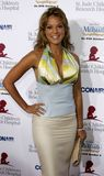 Eva LaRue. At the `Runway For Life` Benefiting St. Jude Children`s Research Hospital held at the Beverly Hilton in Beverly Hills, USA on September 15, 2006 Stock Image