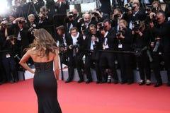 Eva Longoria attends the `Money Monster` Stock Images