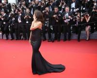 Eva Longoria attends the `Money Monster` Royalty Free Stock Photo