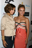 Eva Longoria, Hayden Panettiere Royalty Free Stock Photo